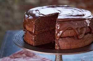 Jalna Recipe Chocolate Fudge Cake
