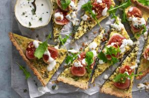 Jalna Recipe Fig Tart