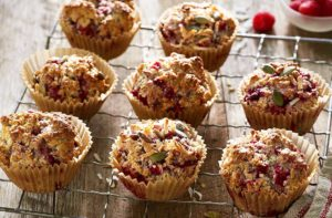 Jalna Recipe Raspberry Muffins